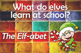 What do elves learn at school?